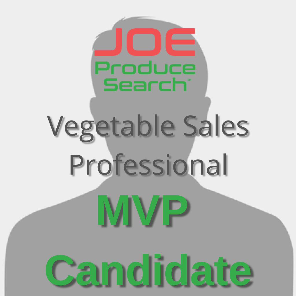 MVP Candidate - Veggie Sales Pro